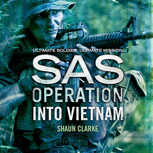 Into Vietnam audiobook cover art
