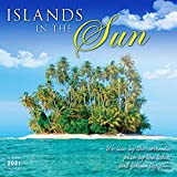 2021 Islands in the Sun 16-Month Wall Calendar