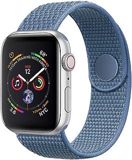 a2ccd3cfc24817 ... Cinturini per orologio da uomo · jwacct Cinturino Compatible with Apple  Watch 38 mm 40 mm 42 mm 44 mm, Morbido