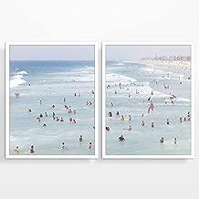 Huntington Beach California Photography Prints, Set of 2, Unframed, Nautical Decor, Coastal Wall Decor, Beach Artwork for Wall, Photography Fine Art, California Wall Decor, All Sizes