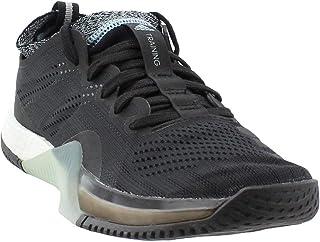 adidas Womens Crazytrain Elite Athletic & Sneakers Black