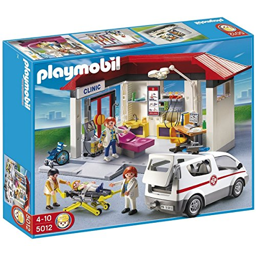 Playmobil - Hospital Value Pack 5012