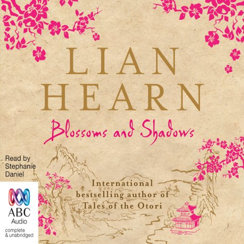 Blossoms and Shadows audiobook cover art