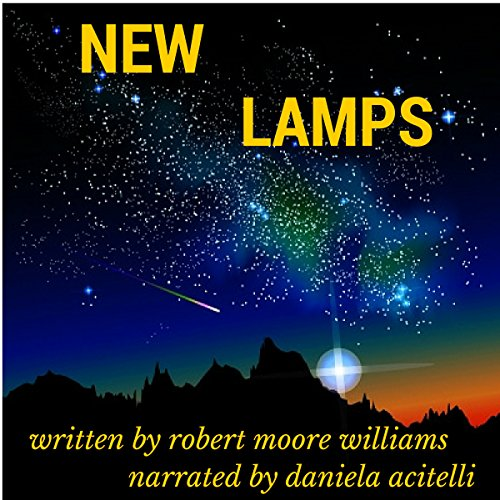 New Lamps audiobook cover art