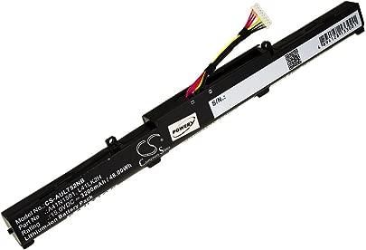 Akku f r Laptop Asus N552VW-FY083T 15V Li-Ion Schätzpreis : 48,90 €