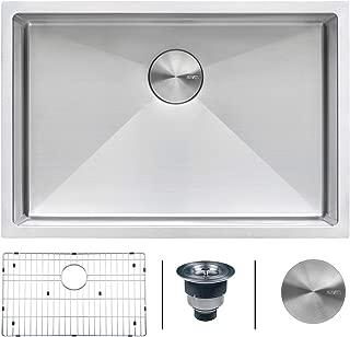 Best 18 gauge undermount stainless steel sink Reviews
