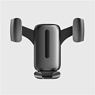 $48 » LUXMAX Exquisite Mobile Phone Holder Car Accessory Auto GPS Stand Holder for Phone in Car Mount Gravity Air Vent Mobile Su...
