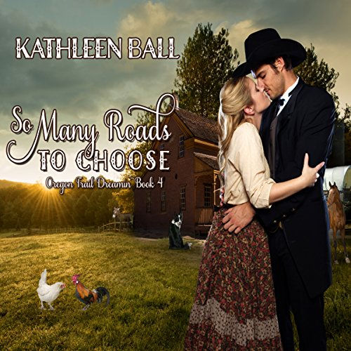So Many Roads to Choose audiobook cover art