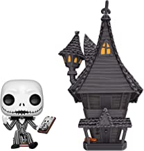 Funko Pop! Town: Nightmare Before Christmas - Jack Skellington with Jack's House