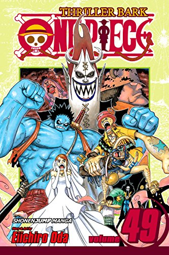One Piece, Vol. 49: Nightmare Luffy (One Piece Graphic Novel) (English Edition)