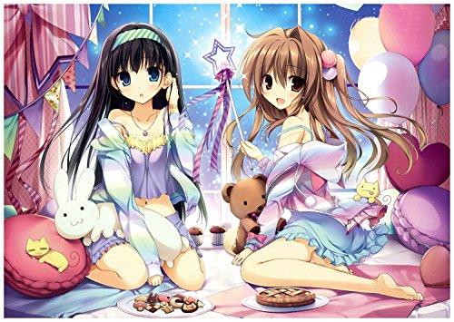 Anime Wall Calendar 2021 (12 Pages 20x30cm) KARORYAnime Manga Art PXLV 7240