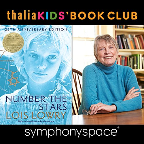 Thalia Kids' Book Club: An Afternoon with Lois Lowry audiobook cover art