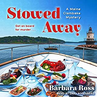 Stowed Away audiobook cover art