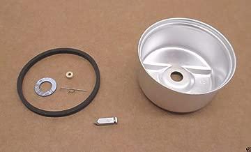 Tecumseh Genuine 631867 Carburetor Float Bowl & 631021B Needle & Seat Kit OEM