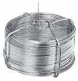 GAH-Alberts 530020 - Bobina di filo di ferro 0,8-50 m Zincato