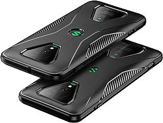 جراب XINKOE لهاتف Xiaomi Black Shark 3 pro ، غطاء نحيف للغاية [جراب ناعم من البولي يوريثان الحراري] [مضاد للخدش] [ممتص للص...