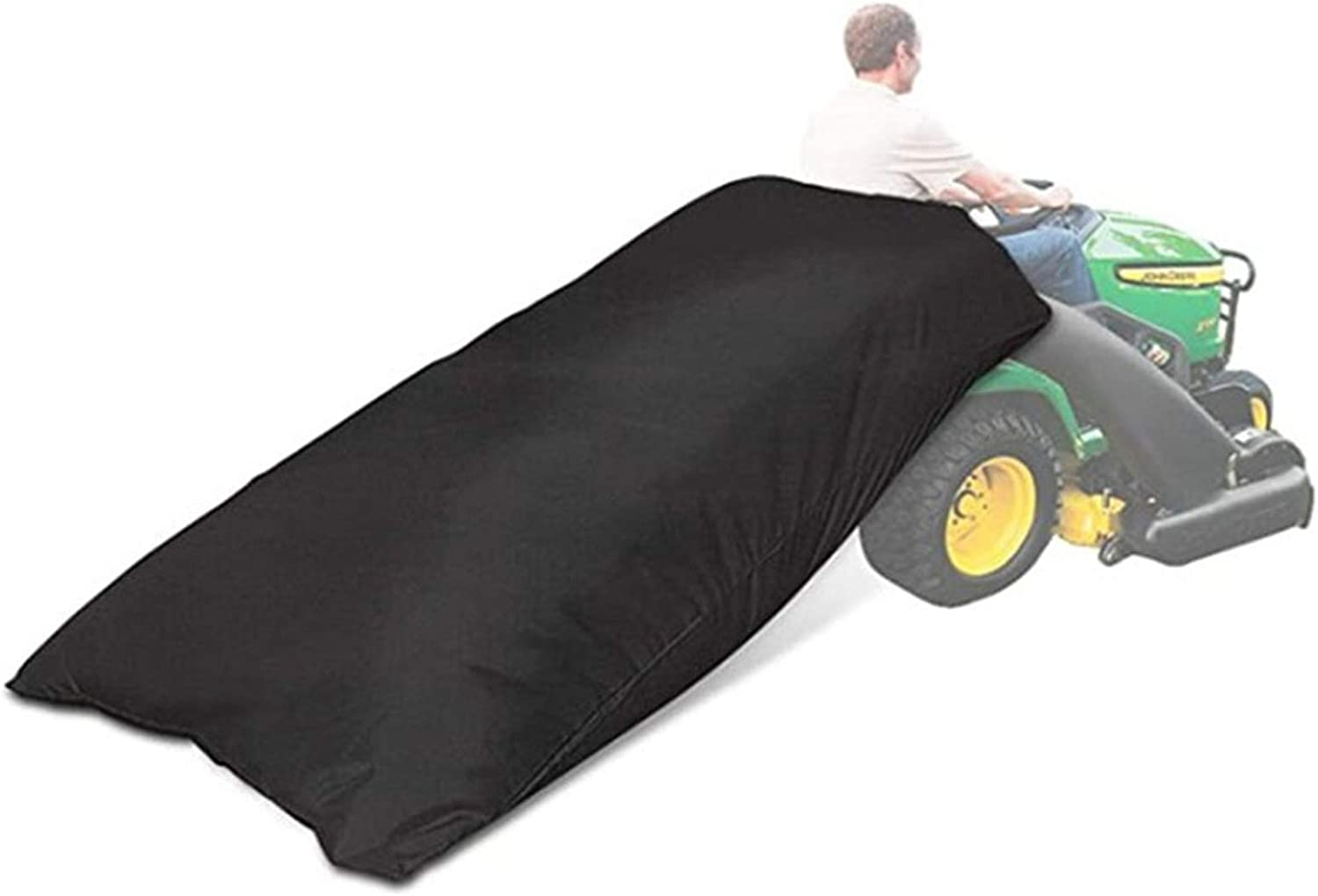 XINNI 2021 Animer and price revision Upgraded Version 210D Lawn Bag Grass Leaf Tractor San Jose Mall Ca