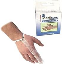 MediSure Flexible PVC Finger Stalls (Pair) - X-Large