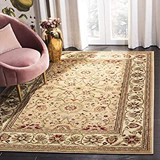 Safavieh Lyndhurst Collection LNH212D Traditional Oriental Beige and Ivory Area Rug (10' x 14') (B017NMB4IO) | Amazon price tracker / tracking, Amazon price history charts, Amazon price watches, Amazon price drop alerts