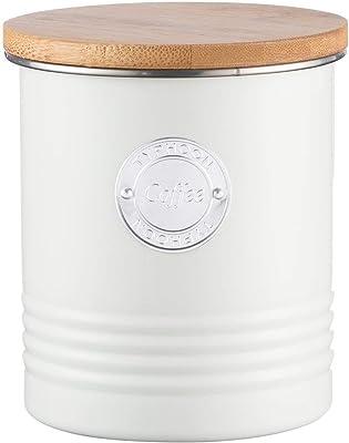 Typhoon 1400.975 Coffee Canister, Cream 29114