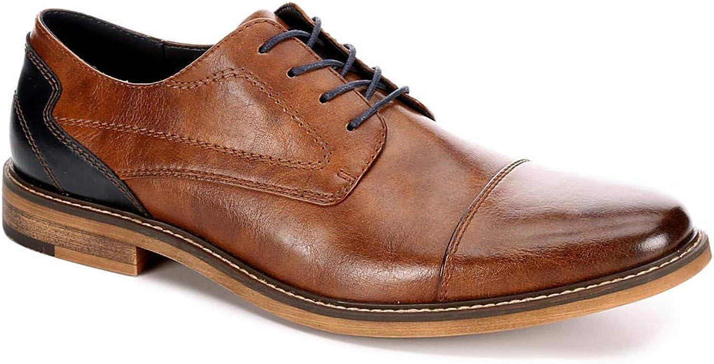 Restoration Mens Lowry Cap Toe Oxford shoes