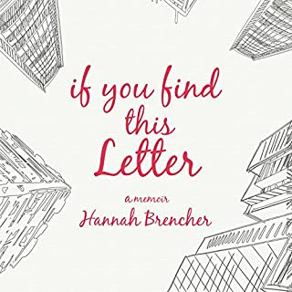If You Find This Letter audiobook cover art