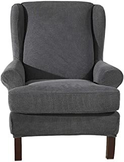 wing chair slipcover canada