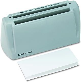 Martin Yale P6200 Automatic Desktop Folder, Folds 1-3 Sheets of 20-24 Pound Bond in Seconds, Folds up To 30 Letters a Minu...