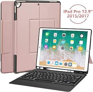 iPad Pro 12.9 Case with Keyboard for ipad pro 12.9