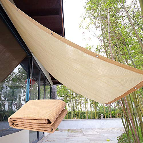 Canopy Pergola Outdoor Sun Shade Sail - Awning Shade Sail, Rectangle 3x4 Patio Canopy Sail, For Garden Plant Cover, Camping Picnic, Cool Permeable, Sun Tarp For Pergola, 8ft X 10ft Gardens Awnings