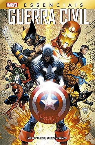 Guerra Civil: Marvel Essenciais