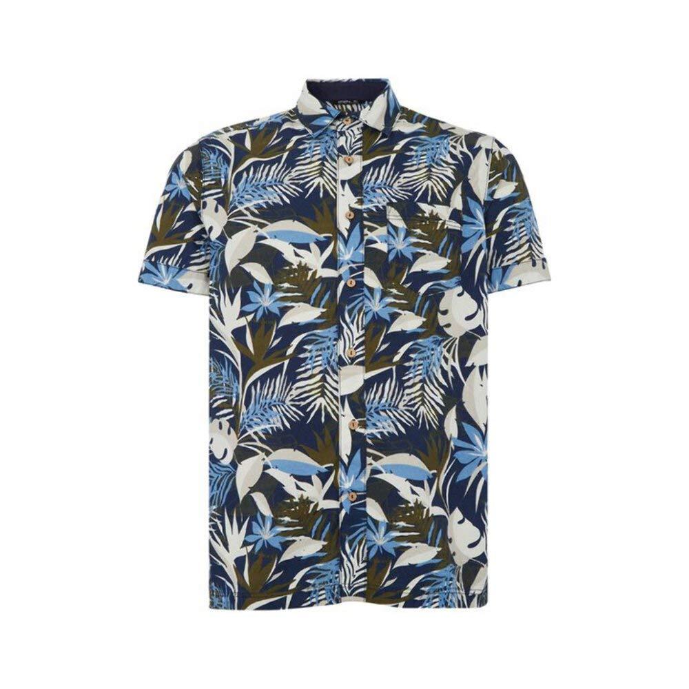 ONEILL LM Wailuku Camiseta de Manga Corta, Hombre, Multicolor, S: Amazon.es: Deportes y aire libre
