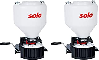 Solo, Inc. Solo 421 20-Pound Capacity Portable Chest-Mount Spreader with Comfortable Cross-Shoulder Strap - 421S (Pack of 2)
