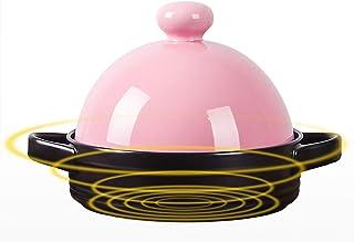 XH&XH Taji Pot Casserole Non-Stick Ceramic Pan High Temperature Resistant Stone Pot 2.5L