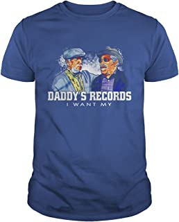 i Want My Daddys Records Sanford and Son T-Shirt