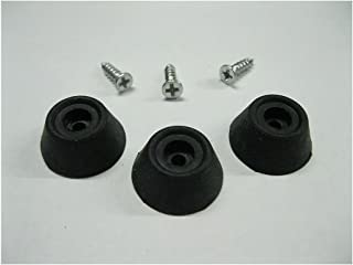 3 Pool Cue Stick Rubber Bumpers What's Hot