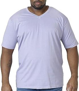 D555 Duke Mens Signature King Size Cotton T-Shirt