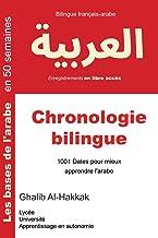 Chronologie bilingue: 1001 Dates pour mieux apprendre l'arabe