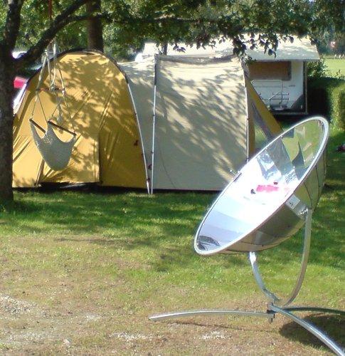 Sun and Ice Premium 11 Solarkocher - 7