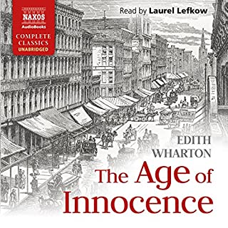 The Age of Innocence cover art