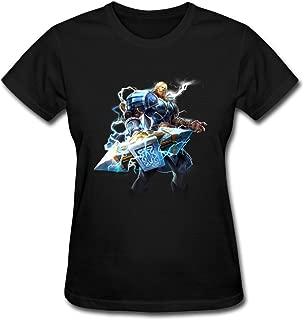 Women's Smite Thor Dropout T-Shirts