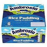 Ambrosia Rice Pudding - 4 x 125g (1.1lbs)