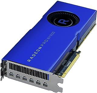 AMD – karta graficzna Radeon Pro WX9100 – 16 GB HBM2, PCIe 3.0, 6 x Mini DisplayPorty