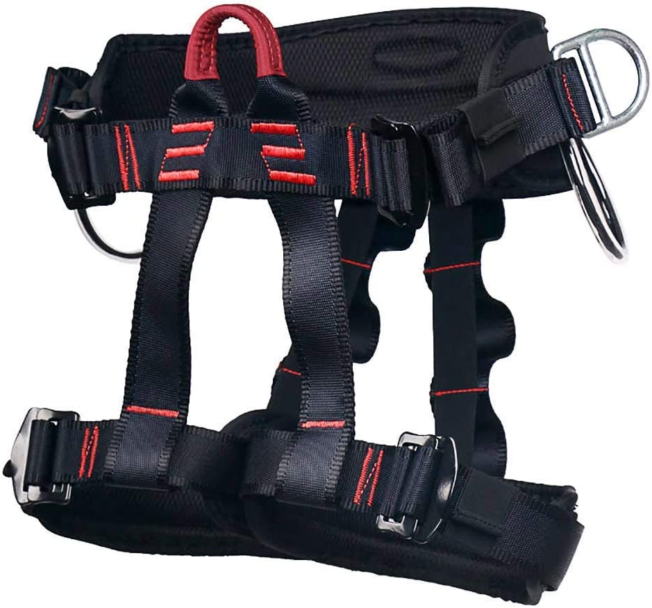 Work Safety Belt X XBEN Climbing Harness Professional Mountaineering Rock Climbing Harness,Rappelling Safety Harness