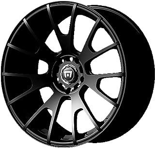 Motegi Racing MR118 Matte Black Finish Wheel (17x8