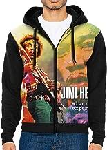 RegGaineyina Jimi Hendrix Albert Hall Experience Fashion Sports Men Hoodie Sweatshirt Jacket
