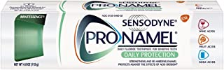 Sensodyne Pronamel Toothpaste for Tooth Enamel Strengthening, Daily Protection, Mint Essence, 4 ounce
