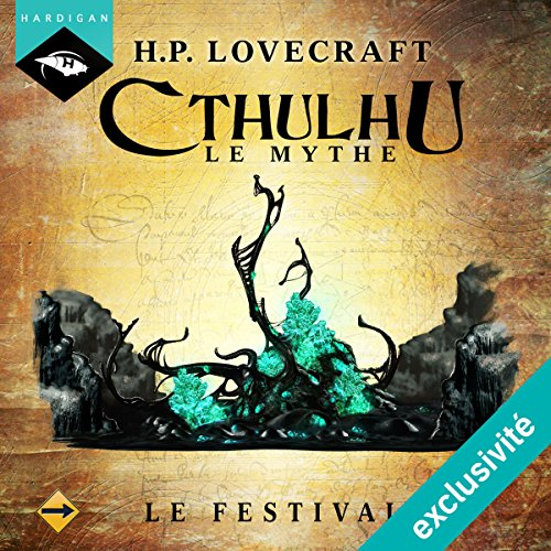 Le Festival (Cthulhu 1.2) audiobook cover art