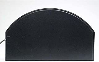K&H Pet Products Lectro-Kennel Igloo Style Outdoor Heated Pad Black - MET Safety Listed