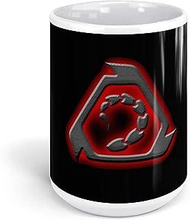 Dropmetee Brotherhood Of Nod 15oz White Mug